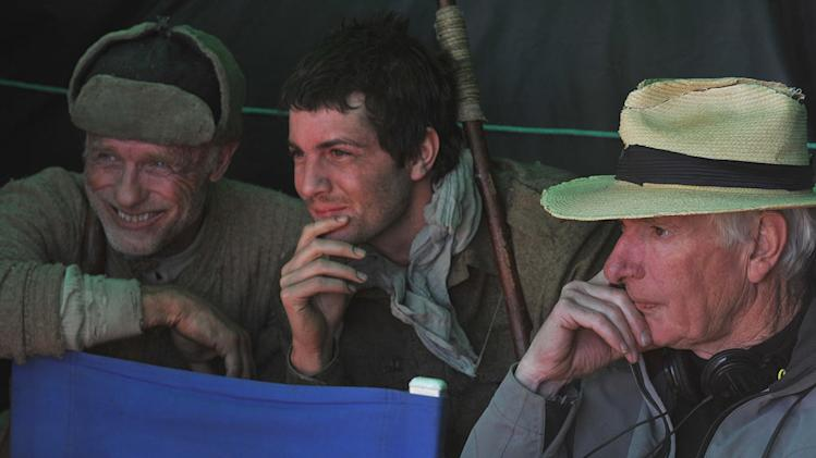 The Way Back Newmarket Films 2010 Ed Harris Jim Sturgess Peter Weir
