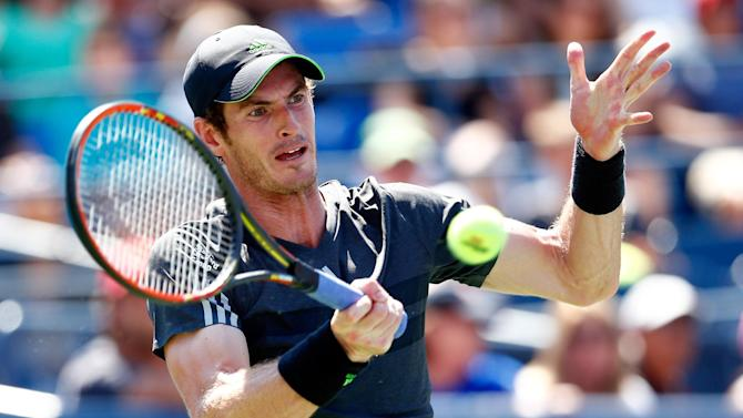Tennis - Andy Murray battles into US Open second round