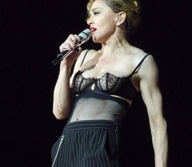 Madonna, MDNA