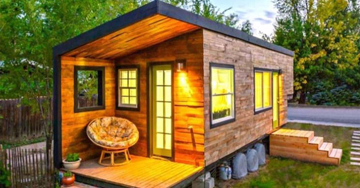 The Most Beautiful Tiny Houses Ever Made