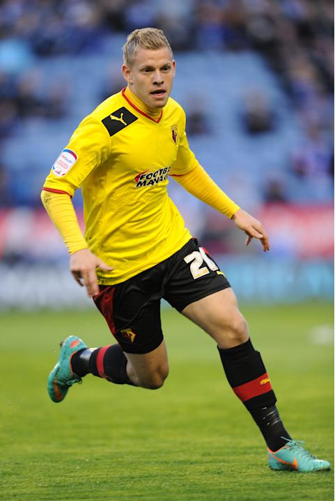 Soccer - Matej Vydra File Photo