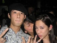 Trouble with Vanness Wu's love life