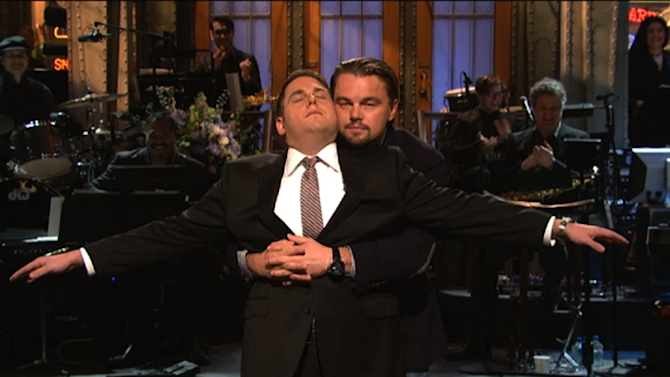 Which Famous Movie Star Duo Are Jonah Hill and Leo DiCaprio Trying to Be?