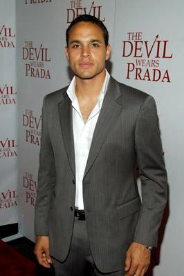 Premiere: Daniel Sunjata at the NY premiere of 20th Century Fox's The Devil Wears Prada - 6/19/2006