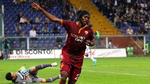2013-14 AS Roma, Gervinho (AP/Lapresse)