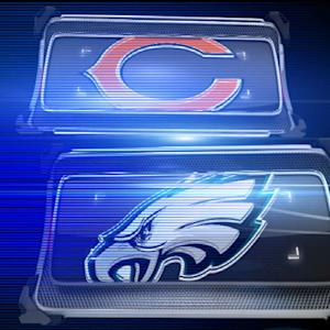'Playbook': Chicago Bears vs. Philadelphia Eagles