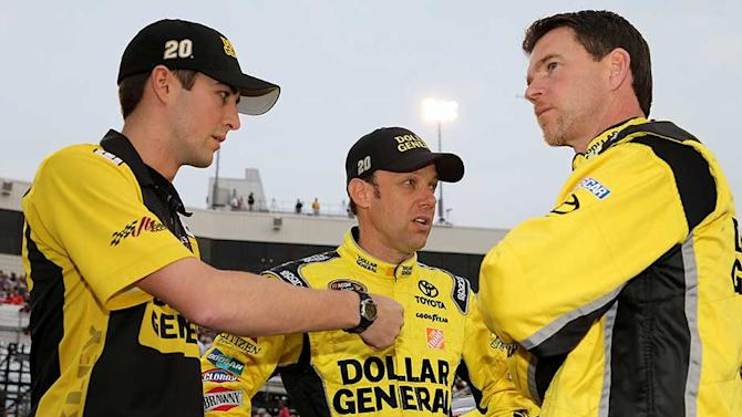 Strong run, but no statement win for Kenseth