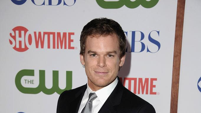 "Michael C. Hall of ""Dexter"" attends the CBS, The CW, and Showtime 2011 Summer TCA Party at The Pagoda on August 3, 2011 in Beverly Hills, California."