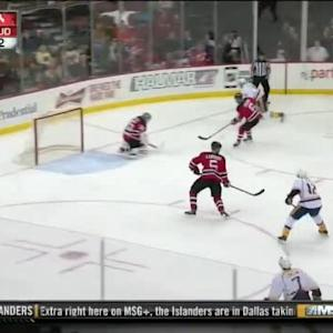 Cory Schneider Save on Craig Smith (05:56/3rd)
