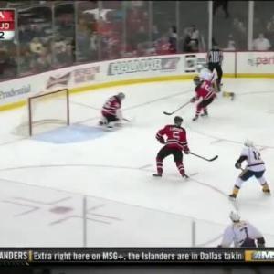 Cory Schneider Save on Craig Smith (05:56/3rd)