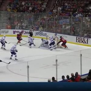 Ben Bishop Save on Brandon Pirri (16:26/2nd)
