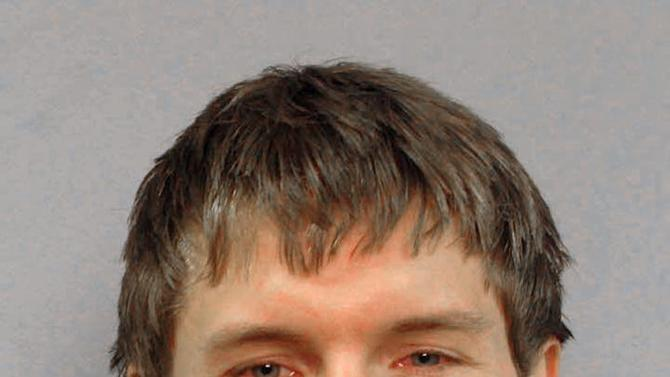 This photo provided by the Metropolitan Nashville Police Department shows 24-year-old Jacob Nicholas Kulke, of Wisconsin, who was arrested Friday Dec. 14, 2012, for trespassing at a home that has been linked to Taylor Swift. (AP Photo/Metropolitan Nashville Police Department)