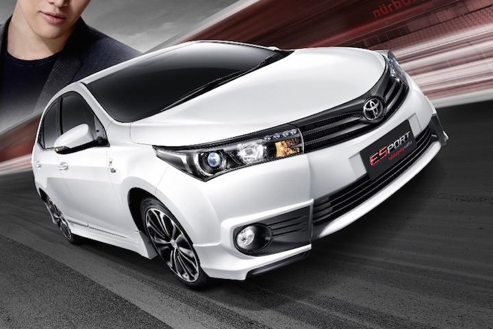 Sorry America, You Can't Have This Sweet Nurburgring Edition Toyota Corolla