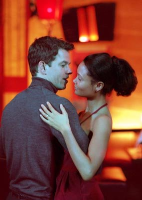 Mark Wahlberg and Thandie Newton in Universal's The Truth About Charlie