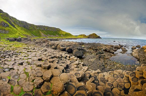 Giant's Causeway near Bushmills, Northern Ireland (Photo: Thinkstock/iStockphoto)