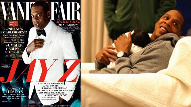 Jay Z: Blue Ivy Is My Biggest Fan!
