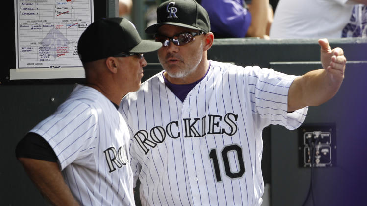 Bichette won't return as Rockies hitting coach