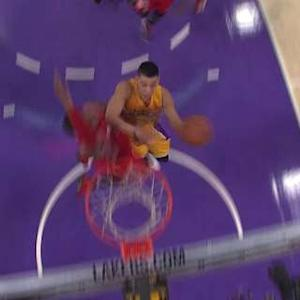 Lin to the Rim