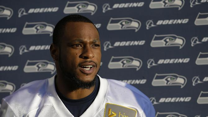 Seahawks' Harvin won't play against Rams