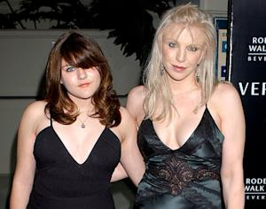 "Frances Bean Cobain Wishes Estranged Mom Courtney Love ""Merry Christmas Kooksmcgee"""