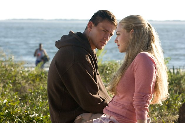 Dear John Production Photos 2010 Screen Gems Channing Tatum Amanda Seyfried