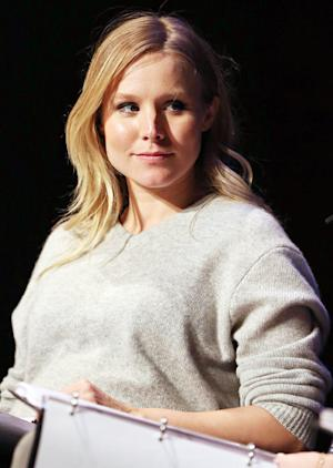 "Kristen Bell Jokes About Pregnancy: I Weigh ""About 367 Pounds"""