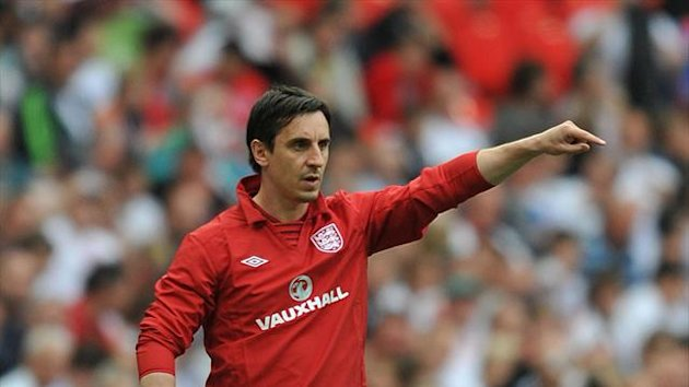 Gary Neville doesn't feel it's the 'right time' for management
