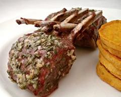 Family-Friendly Rack of Lamb