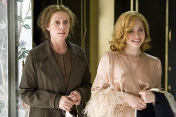 Frances McDormand and Amy Adams in Focus Features' Miss Pettigrew Lives for a Day