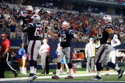 NFL 2015 schedule and results: Patriots, Cardinals cruise to victories