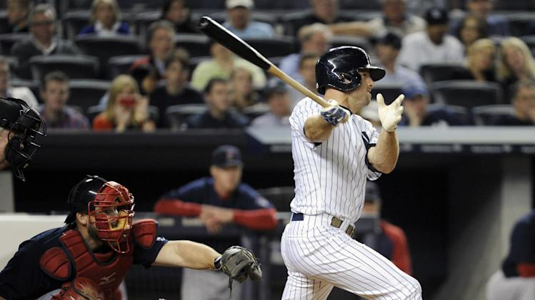 Yankees' Gardner could miss rest of regular season