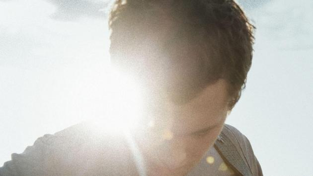 Phillip Phillips' debut album cover for 'The World From The Side Of The Moon' -- Interscope