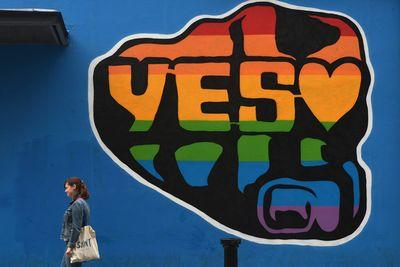 Irish expats are traveling home in droves to vote for same-sex marriage