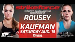 Strikeforce: Rousey vs. Kaufman Medical Suspensions