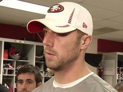 49ers Smith: 'No resentment' after benching
