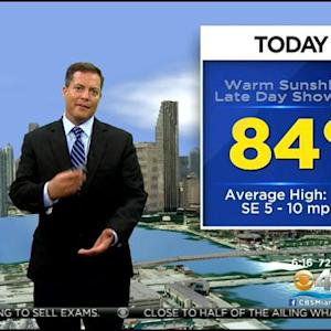 CBSMiami Weather @ Your Desk - 12/10/13 6:00 a.m.