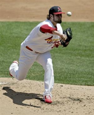 Lynn wins 12th, Cardinals top Cubs 7-0 for sweep