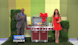 """omg! Insider"" co-anchors, Kevin Frazier and Thea Andrews were invited to be guest models for a day on the set of CBS's ""The Price Is Right"" and ""omg! Insider"" cameras came …"