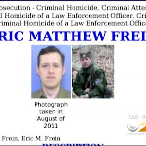 Search Continues For Gunman Suspect Of Killing Pennsylvania State Trooper