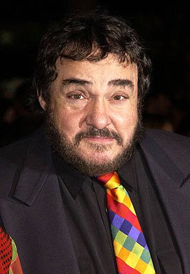 John Rhys Davies at the Hollywood premiere of New Line's The Lord of The Rings: The Fellowship of The Ring