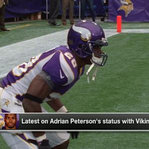 Where do we go from here? The latest on Minnesota Vikings running back Adrian Peterson