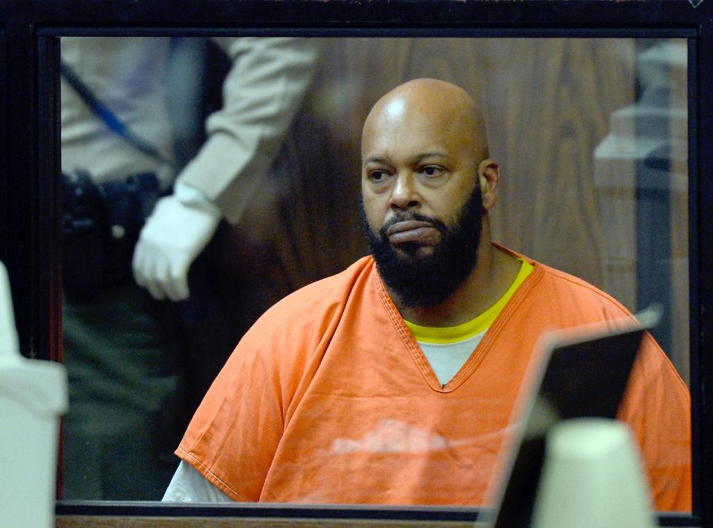 Rap mogul 'Suge' Knight hospitalized for third time