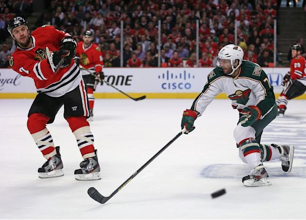 Minnesota Wild v Chicago Blackhawks - Game Five
