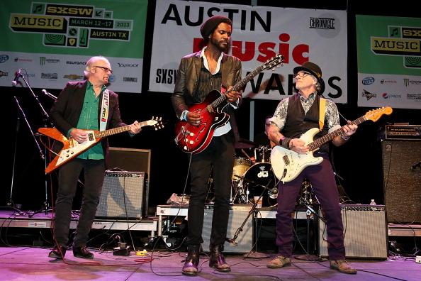 Denny Freeman, Gary Clark Jr. and Bill Carter