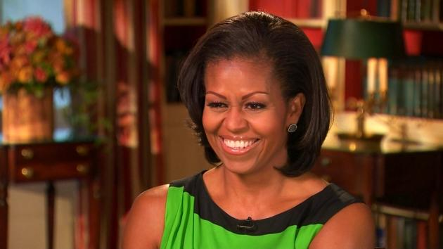 Is It Difficult For Michelle Obama To Show Public Affection With President Obama?  -- Access Hollywood