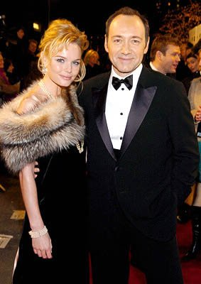 Premiere: Kate Bosworth and Kevin Spacey at the NY premiere of Lions Gate's Beyond the Sea - 12/8/2004 