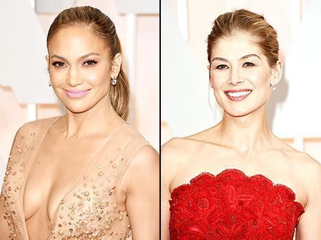 Enter for a Chance to Win an Oscars Look Inspired by Jennifer Lopez, Rosamund Pike, Scarlett Johnsson