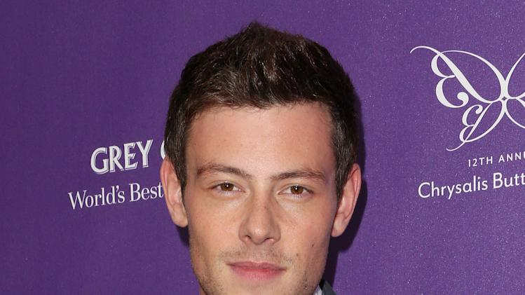Cory Monteith (May 11, 1982 - Jul. 13, 2013)