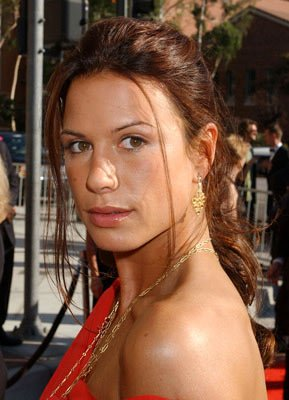 Rhona Mitra 2004 Emmy Creative Arts Awards Arrivals - 9/12/2004