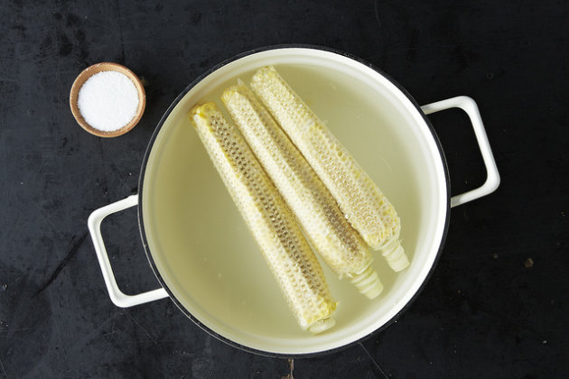 Corn Stock on Food52